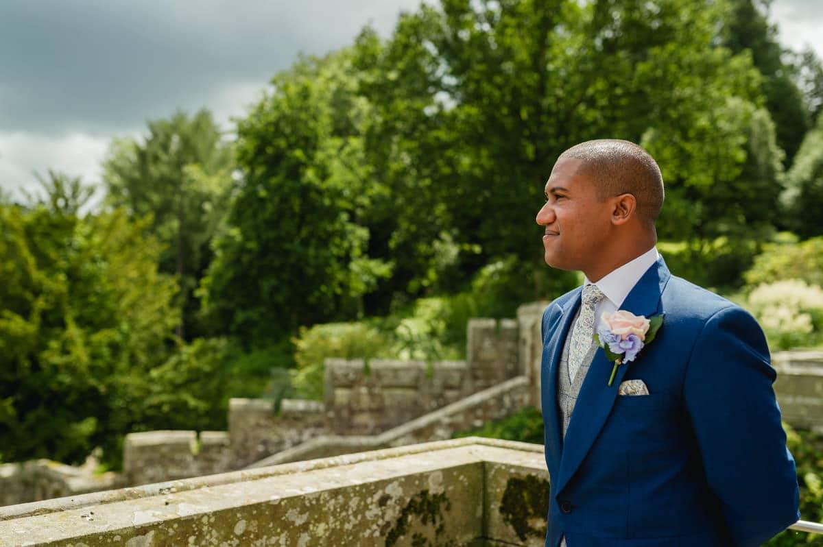 Eastnor Castle wedding in Herefordshire, West Midlands - Helen + Barrington 35