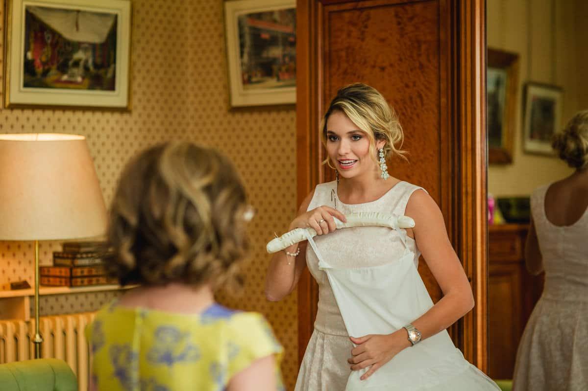 Eastnor Castle wedding in Herefordshire, West Midlands - Helen + Barrington 26
