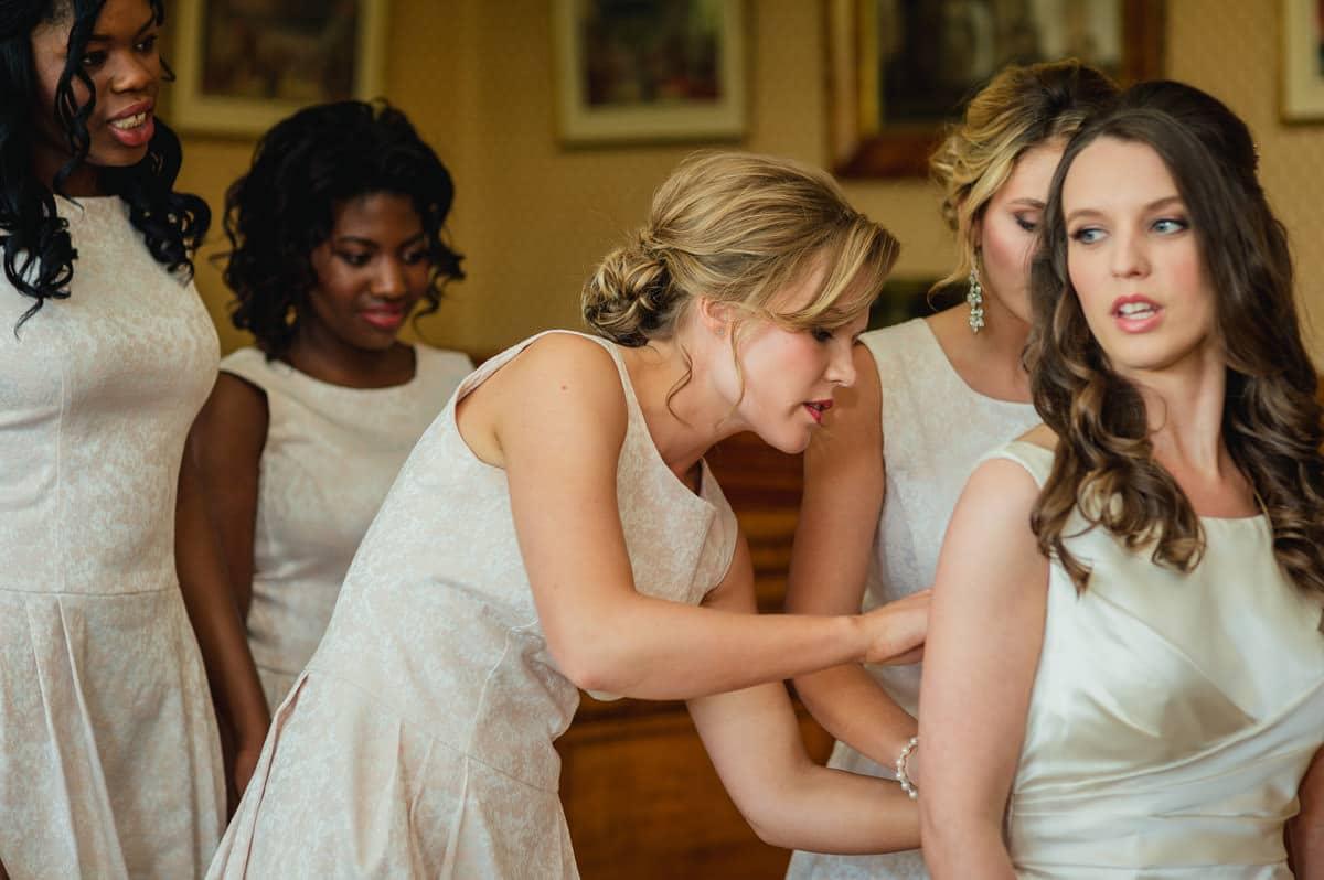 Eastnor Castle wedding in Herefordshire, West Midlands - Helen + Barrington 39