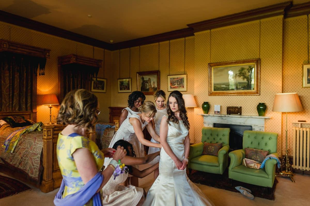 Eastnor Castle wedding in Herefordshire, West Midlands - Helen + Barrington 38