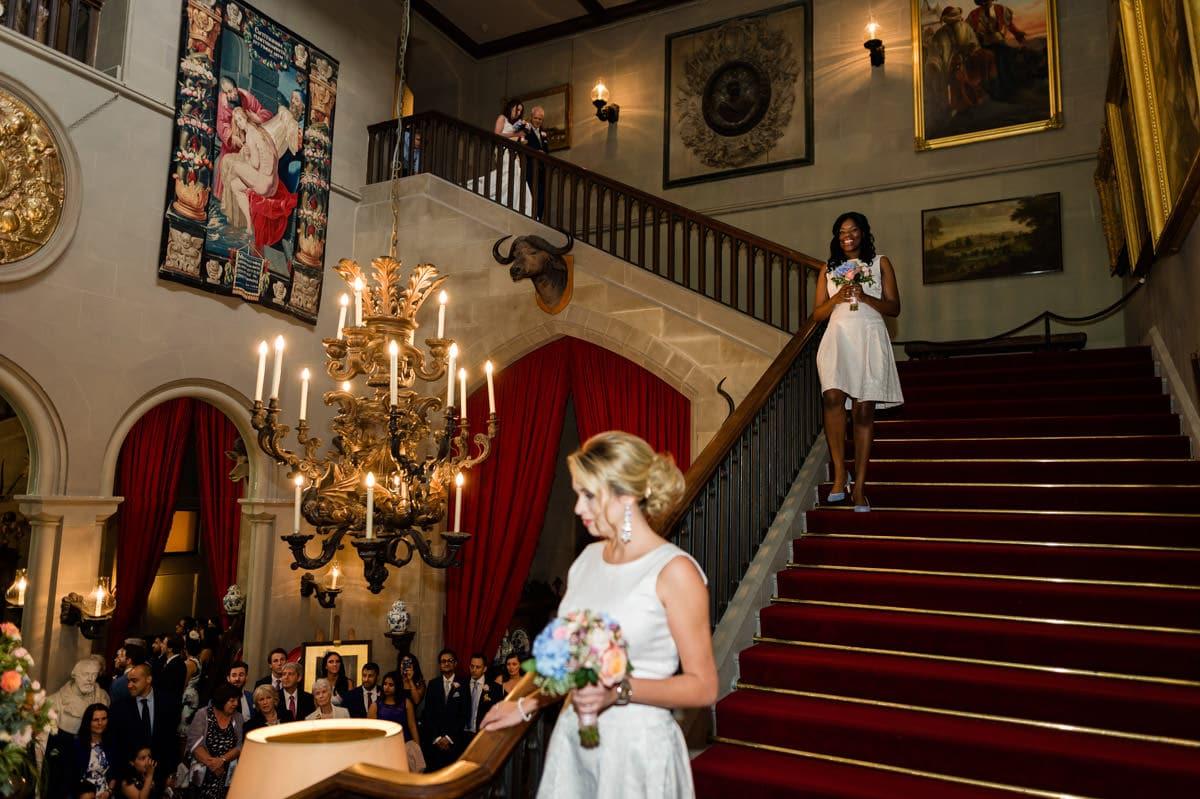 Eastnor Castle wedding in Herefordshire, West Midlands - Helen + Barrington 45