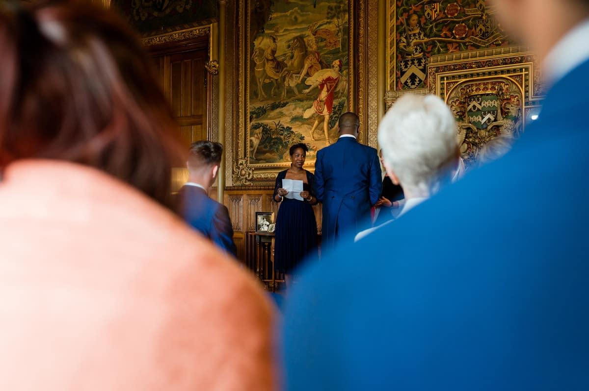 Eastnor Castle wedding in Herefordshire, West Midlands - Helen + Barrington 52