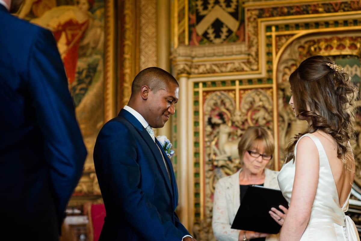 Eastnor Castle wedding in Herefordshire, West Midlands - Helen + Barrington 51