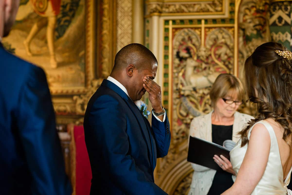 Eastnor Castle wedding in Herefordshire, West Midlands - Helen + Barrington 54