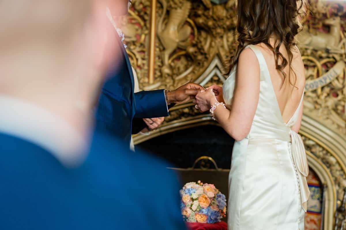 Eastnor Castle wedding in Herefordshire, West Midlands - Helen + Barrington 55