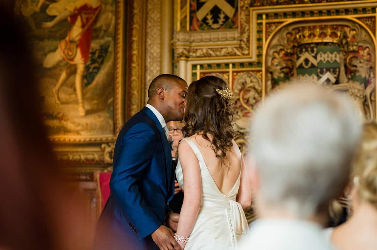 Eastnor Castle wedding in Herefordshire, West Midlands - Helen + Barrington 58