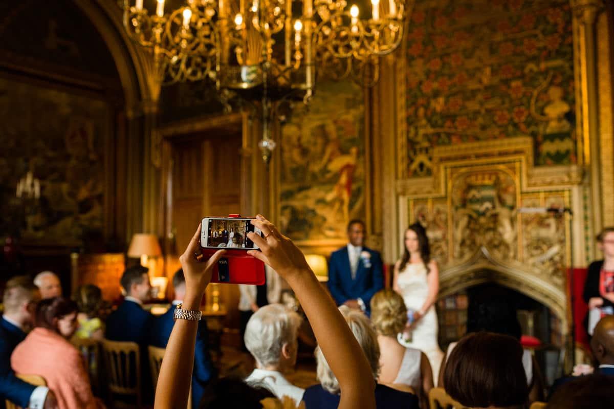 Eastnor Castle wedding in Herefordshire, West Midlands - Helen + Barrington 50