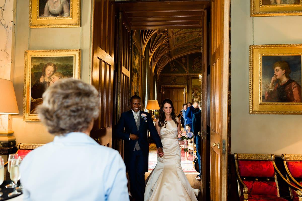 Eastnor Castle wedding in Herefordshire, West Midlands - Helen + Barrington 64