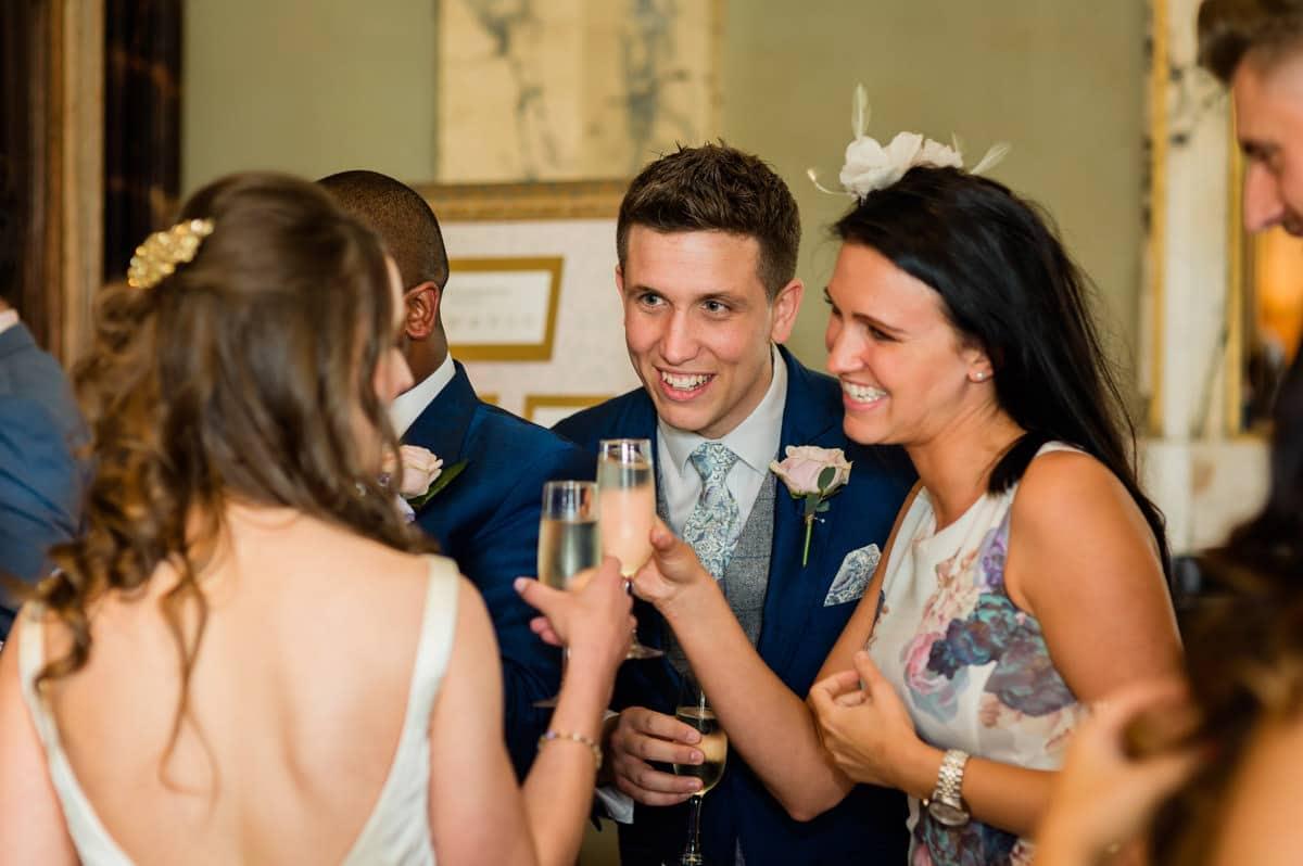 Eastnor Castle wedding in Herefordshire, West Midlands - Helen + Barrington 67