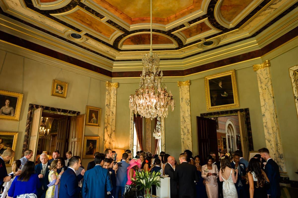 Eastnor Castle wedding in Herefordshire, West Midlands - Helen + Barrington 65