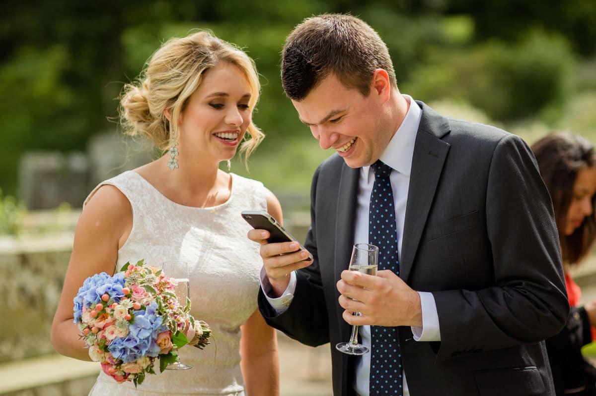 Eastnor Castle wedding in Herefordshire, West Midlands - Helen + Barrington 70