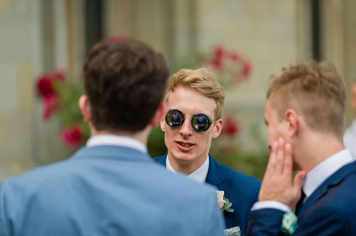 Eastnor Castle wedding in Herefordshire, West Midlands - Helen + Barrington 77