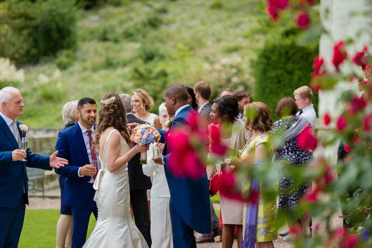 Eastnor Castle wedding in Herefordshire, West Midlands - Helen + Barrington 74