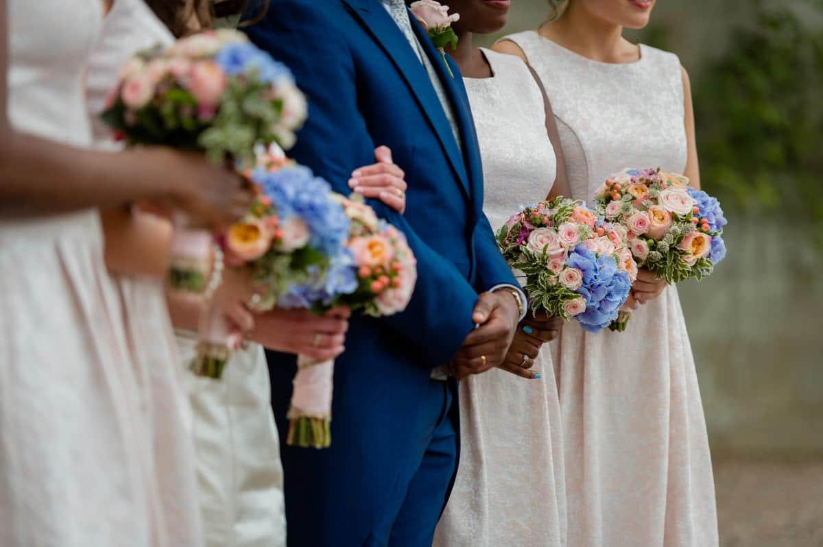 Eastnor Castle wedding in Herefordshire, West Midlands - Helen + Barrington 71