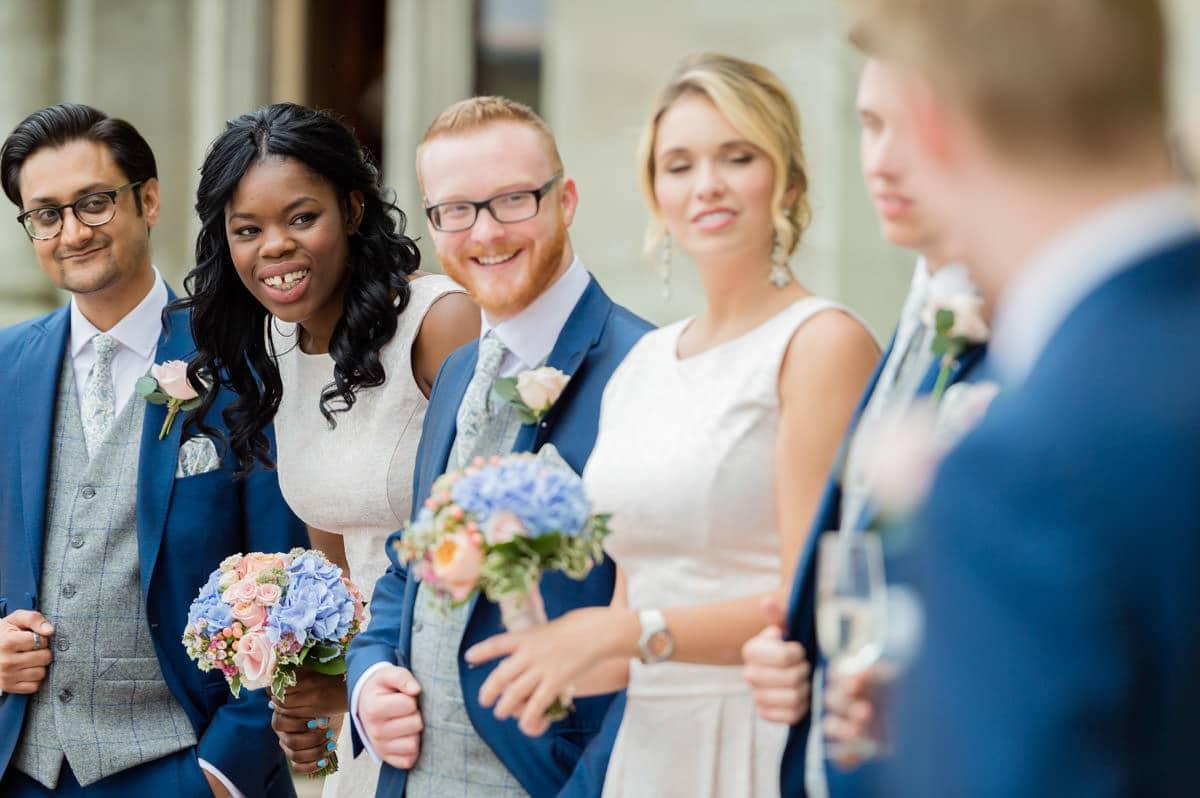 Eastnor Castle wedding in Herefordshire, West Midlands - Helen + Barrington 82