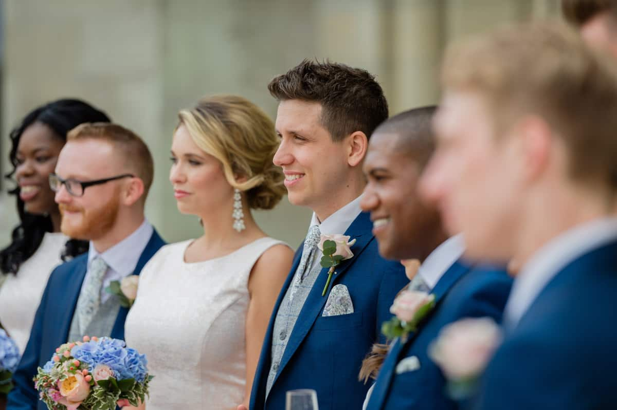 Eastnor Castle wedding in Herefordshire, West Midlands - Helen + Barrington 87