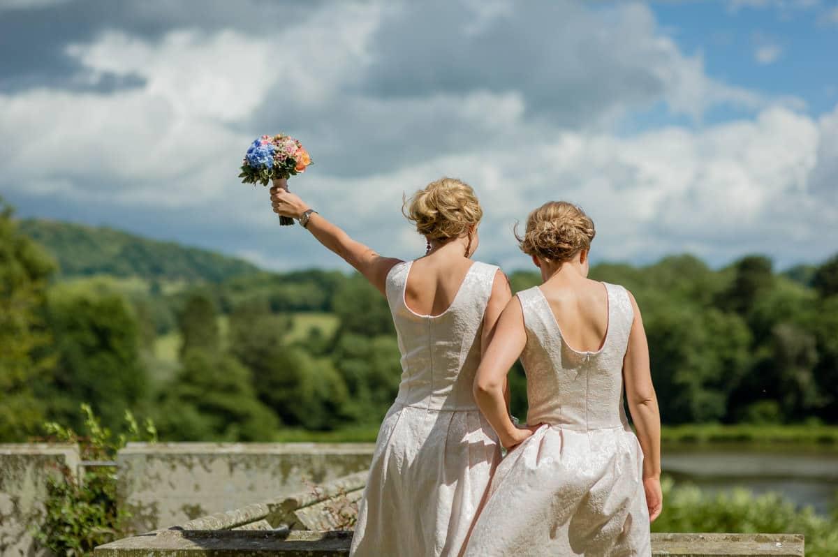 Eastnor Castle wedding in Herefordshire, West Midlands - Helen + Barrington 91