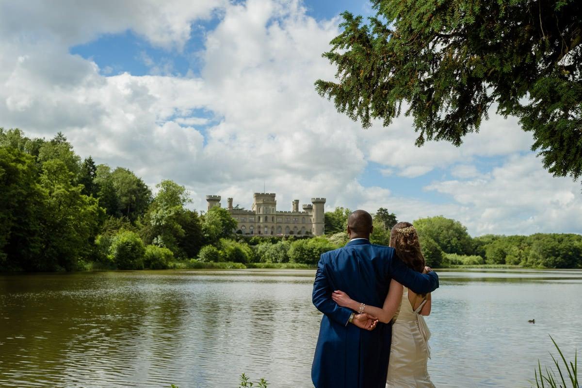 Eastnor Castle wedding in Herefordshire, West Midlands - Helen + Barrington 148