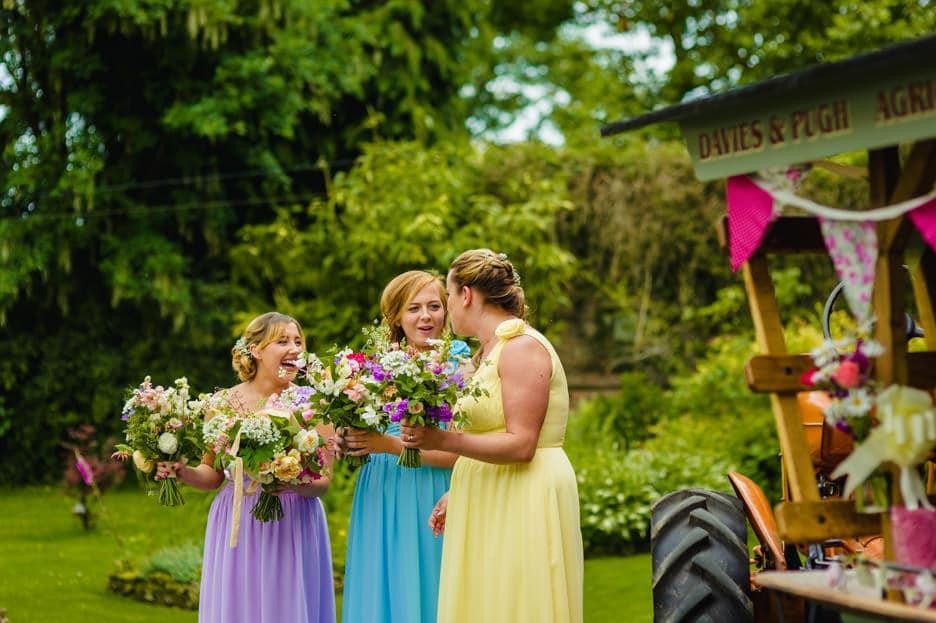 Alice in Wonderland wedding - Katie + Ben 16