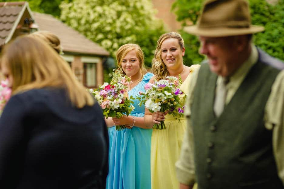 Alice in Wonderland wedding - Katie + Ben 22