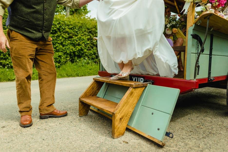 Alice in Wonderland wedding - Katie + Ben 38