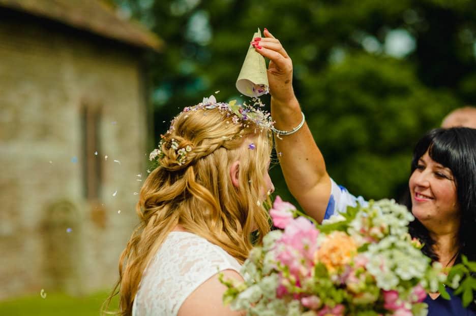 Alice in Wonderland wedding - Katie + Ben 32