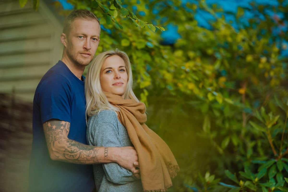 Sadie + Ken's pre wedding photography at Lemore Manor in Herefordshire, West Midlands 46