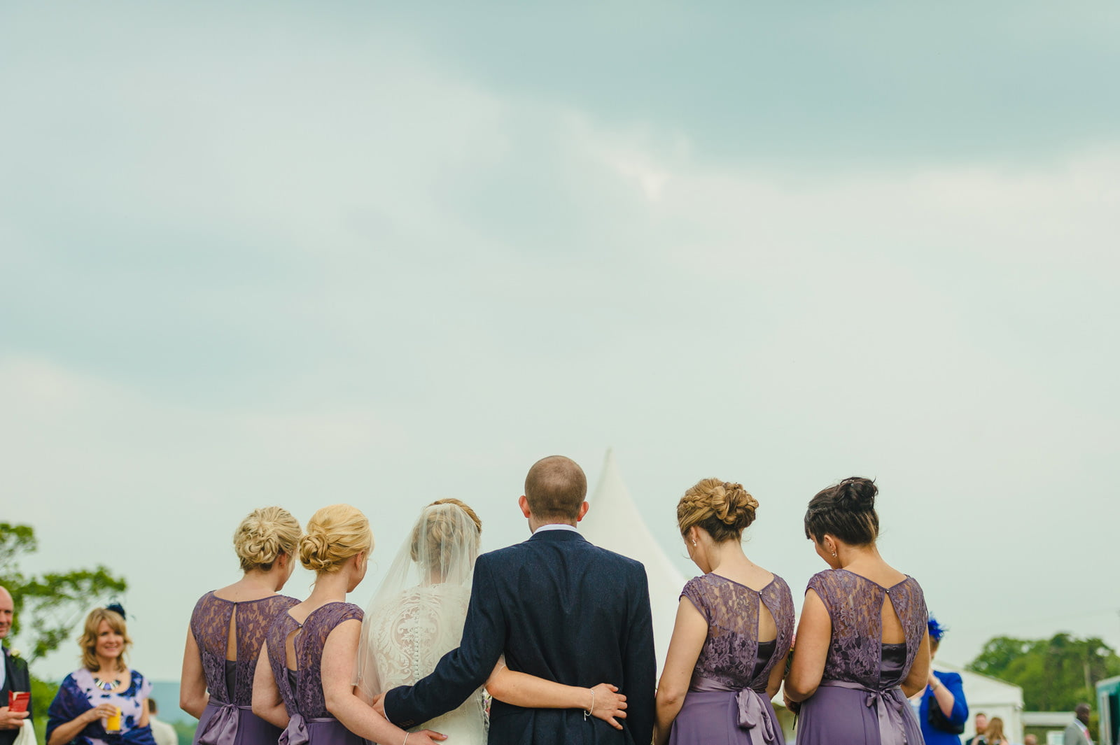 Millers Of Netley wedding, Dorrington, Shrewsbury | Emma + Ben 63