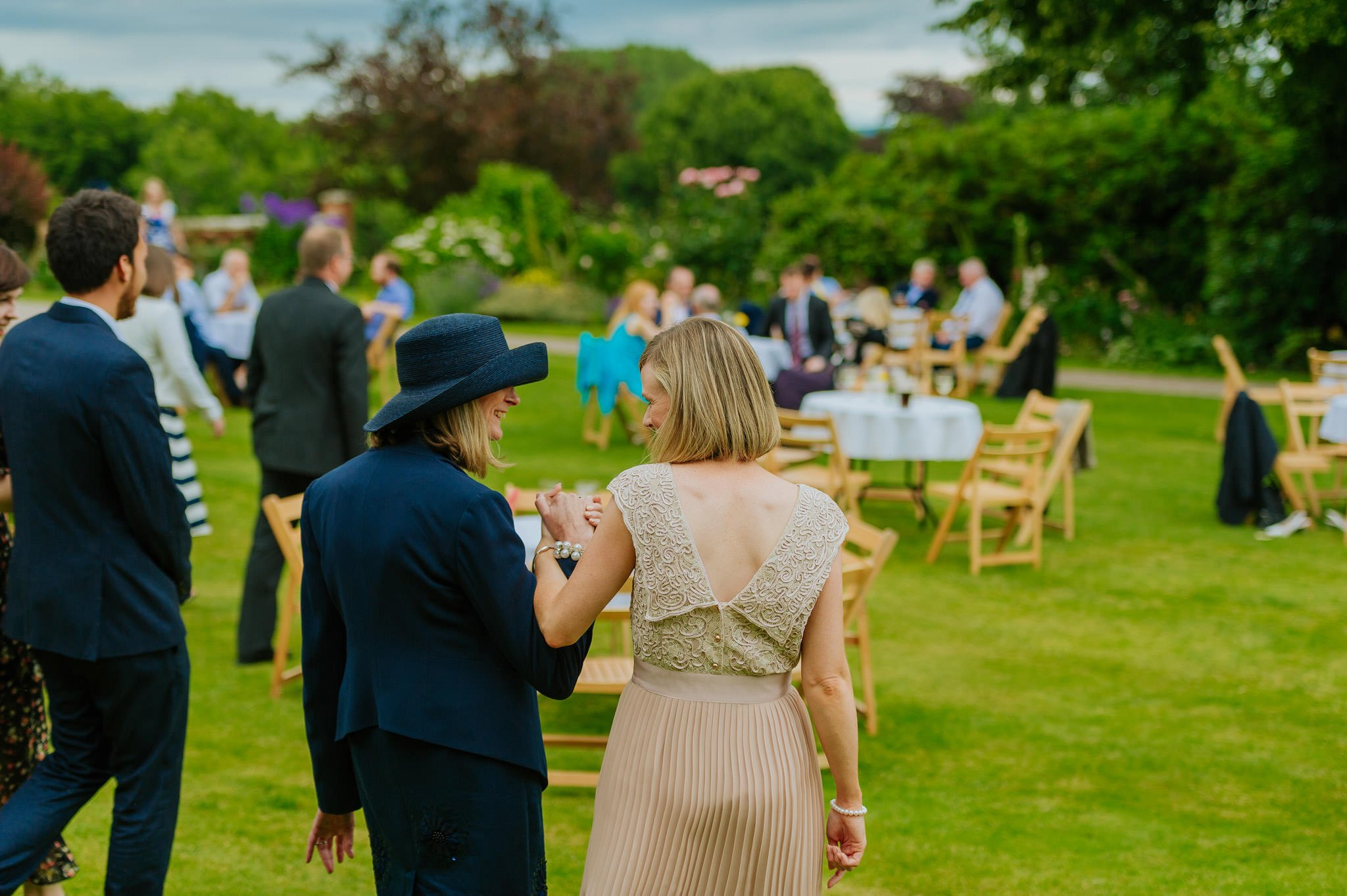 Wedding photography at Homme House in Herefordshire, West Midlands 68