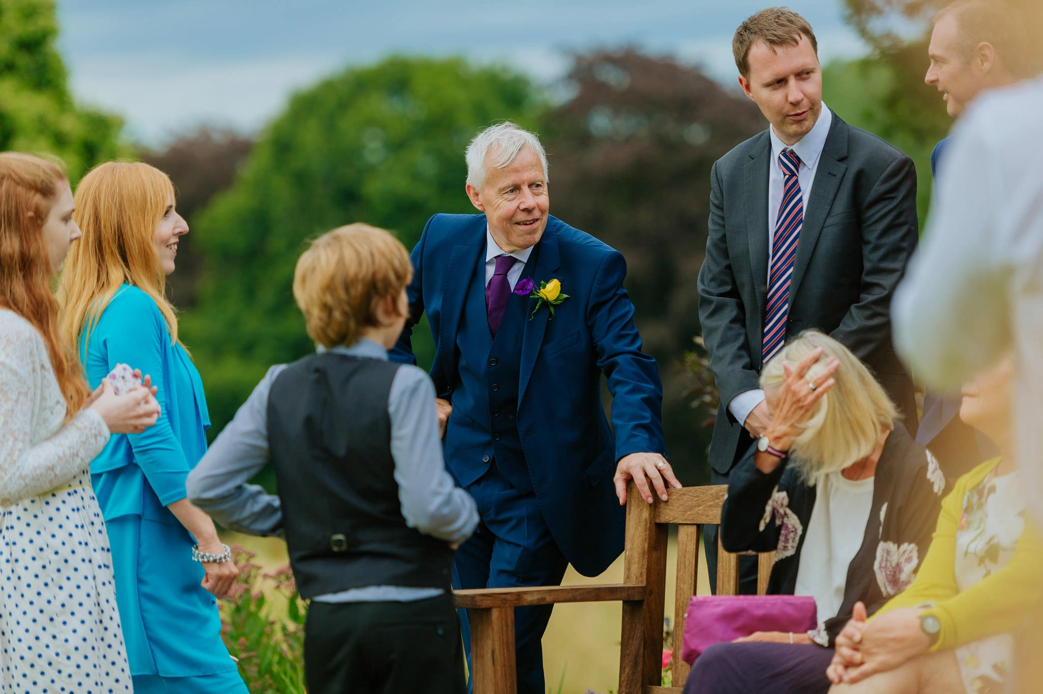 Wedding photography at Homme House in Herefordshire, West Midlands 75