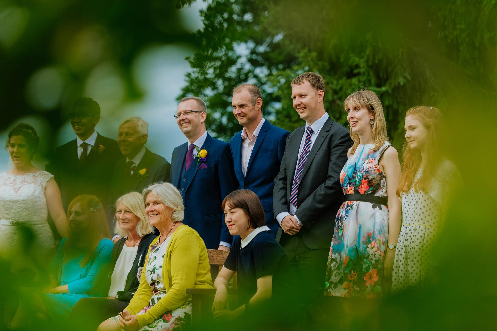 Wedding photography at Homme House in Herefordshire, West Midlands 77