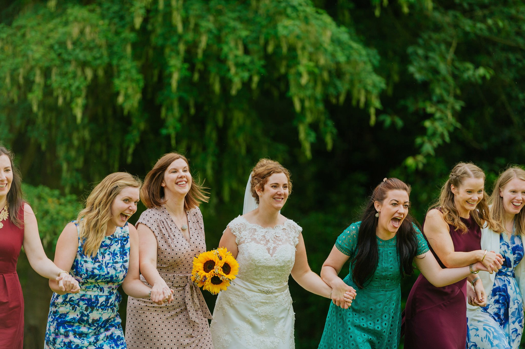 Wedding photography at Homme House in Herefordshire, West Midlands 70