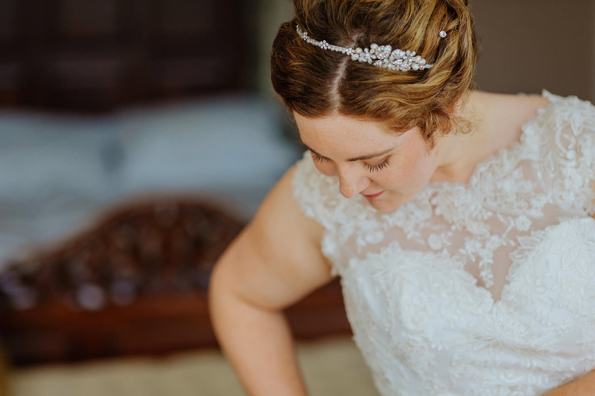 Wedding photography at Homme House in Herefordshire, West Midlands 20