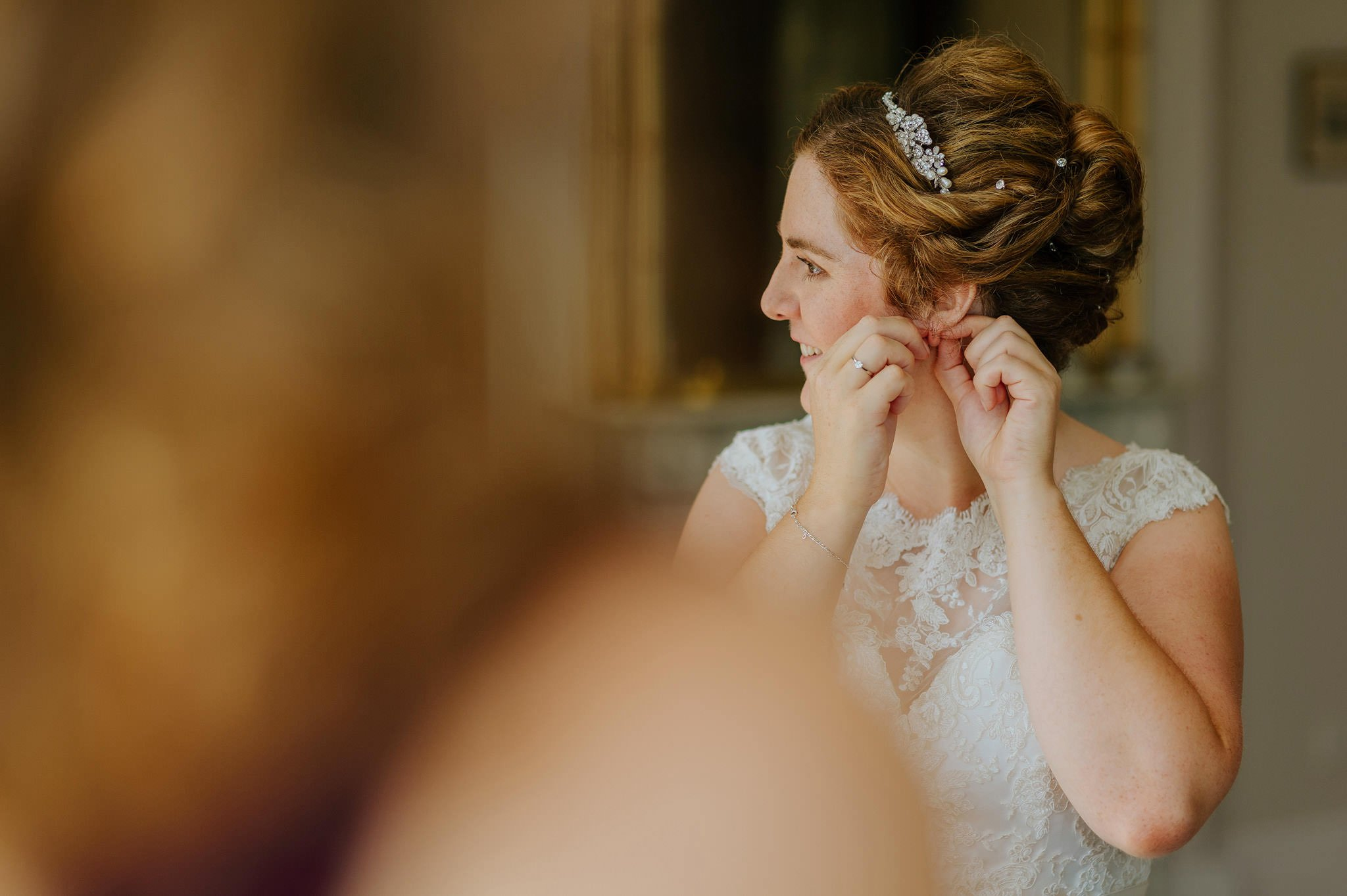 Wedding photography at Homme House in Herefordshire, West Midlands 10
