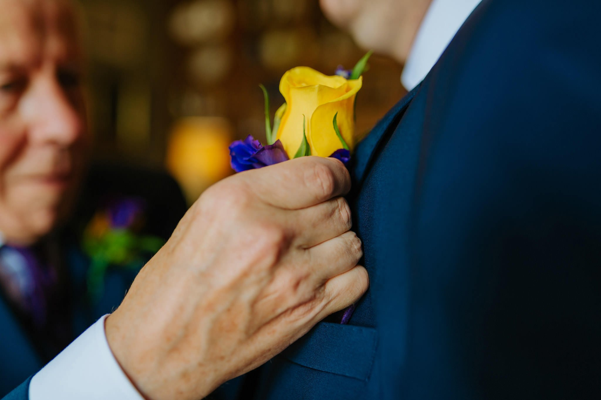Wedding photography at Homme House in Herefordshire, West Midlands 13