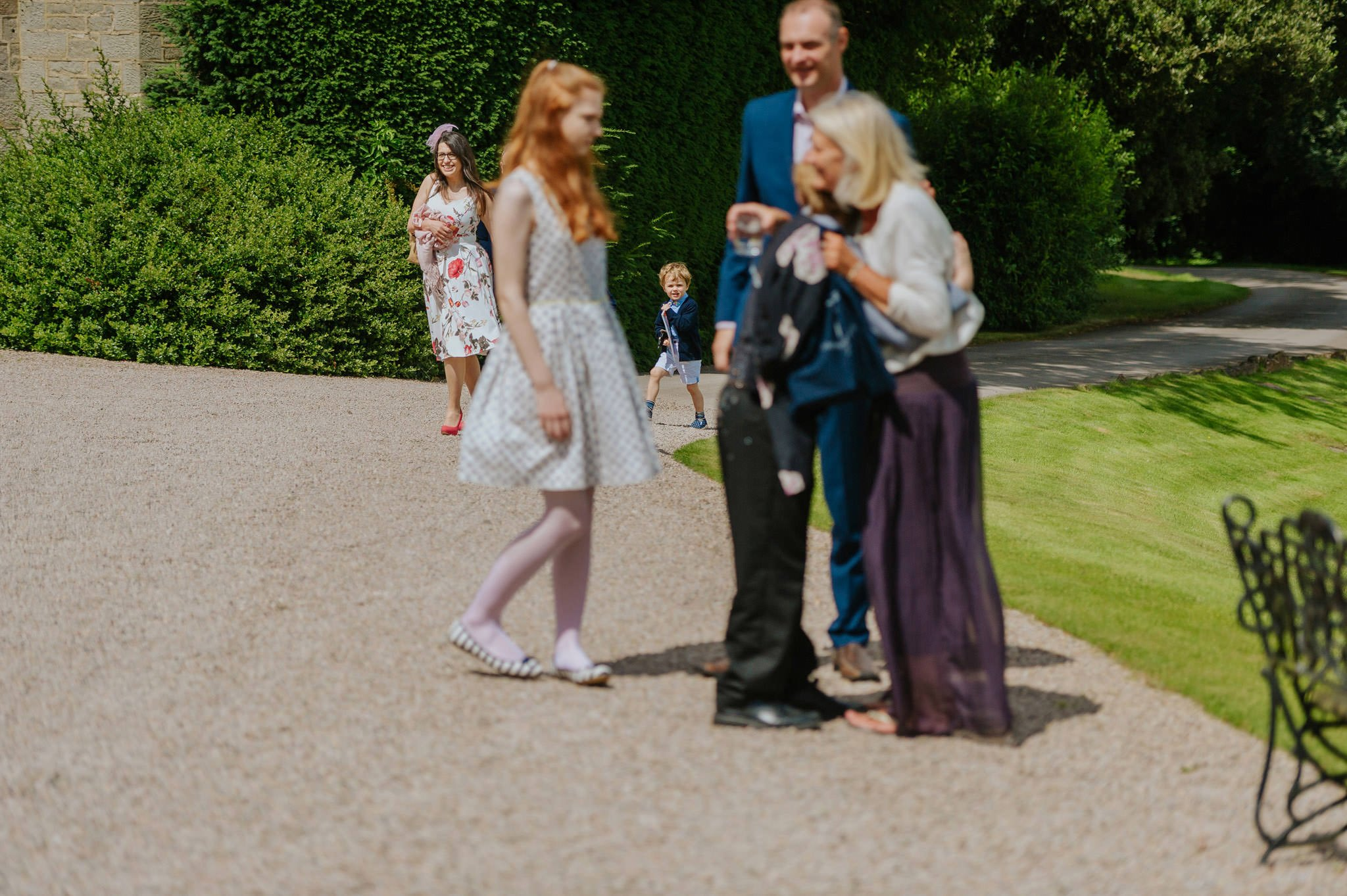 Wedding photography at Homme House in Herefordshire, West Midlands 9