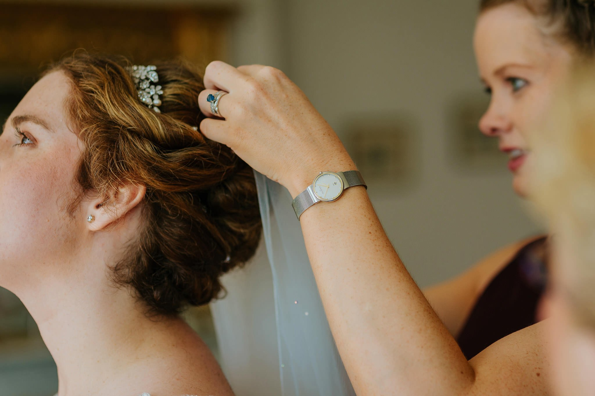 Wedding photography at Homme House in Herefordshire, West Midlands 18