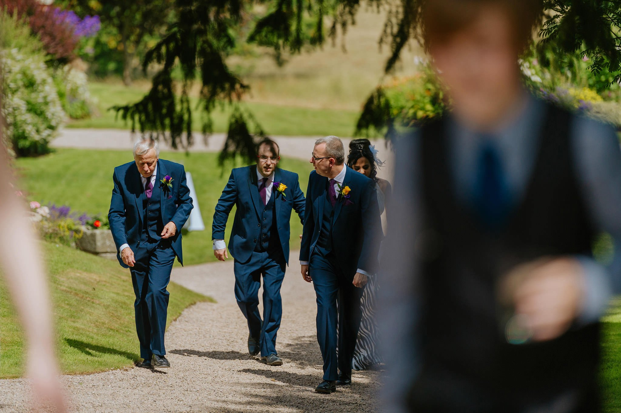 Wedding photography at Homme House in Herefordshire, West Midlands 14