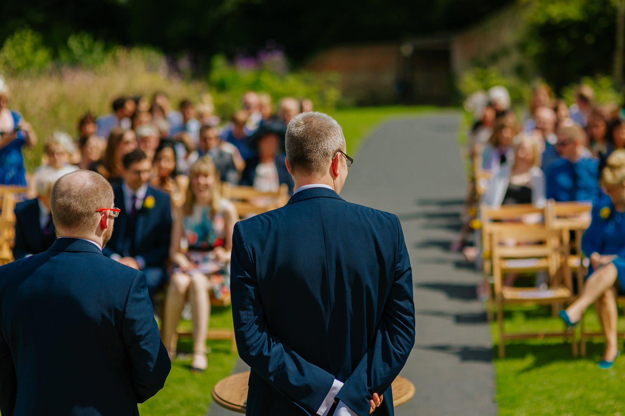 Wedding photography at Homme House in Herefordshire, West Midlands 19
