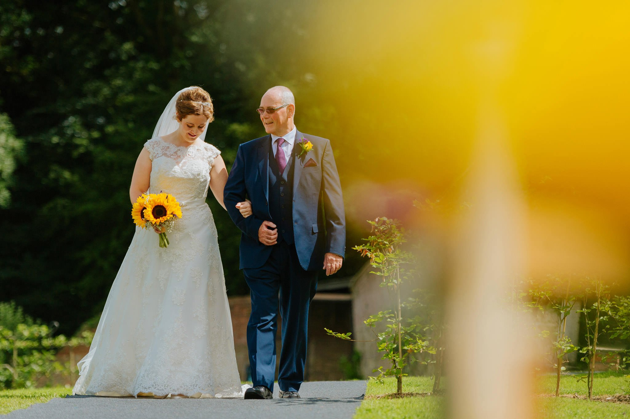 Wedding photography at Homme House in Herefordshire, West Midlands 25