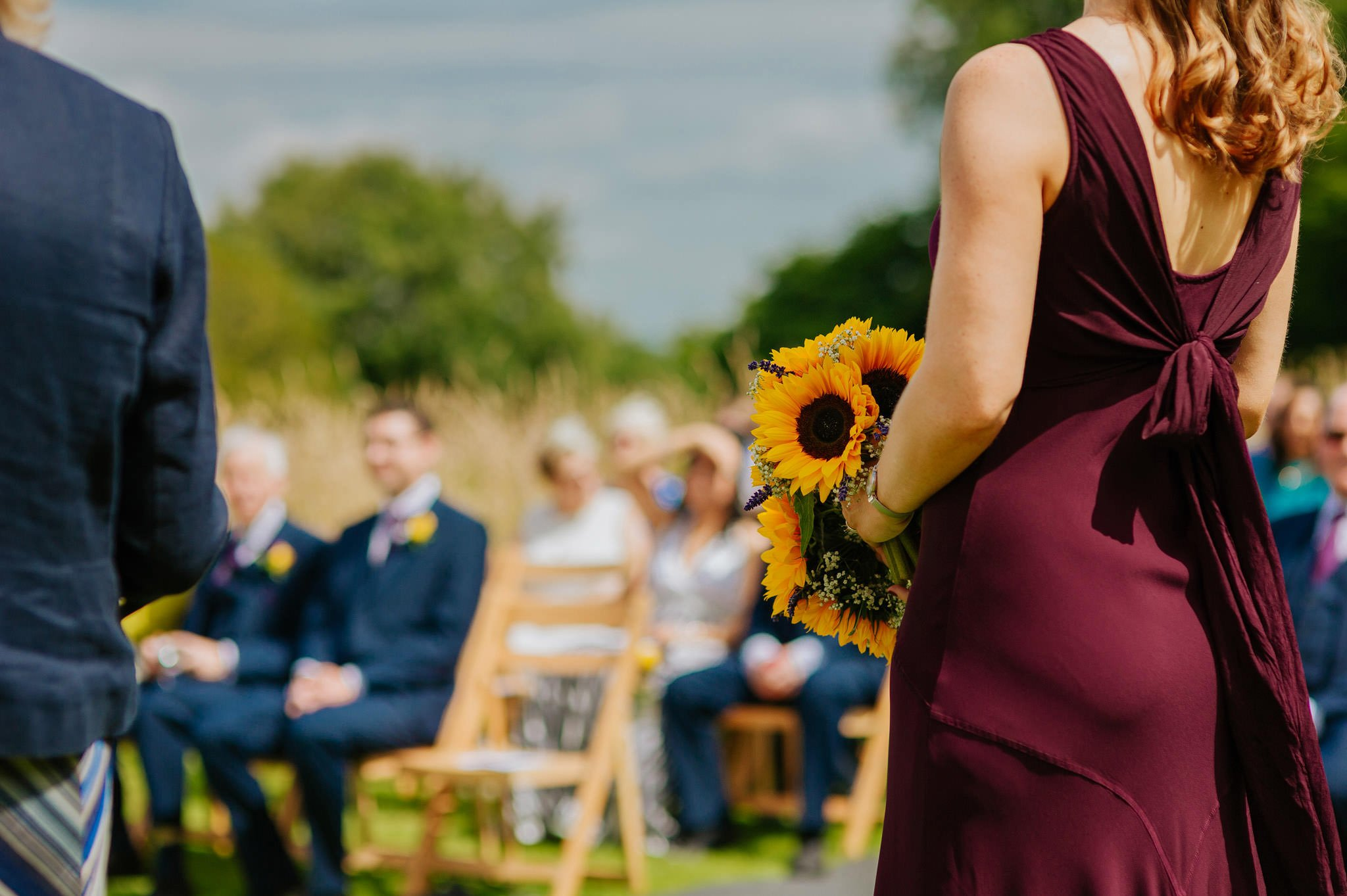 Wedding photography at Homme House in Herefordshire, West Midlands 31
