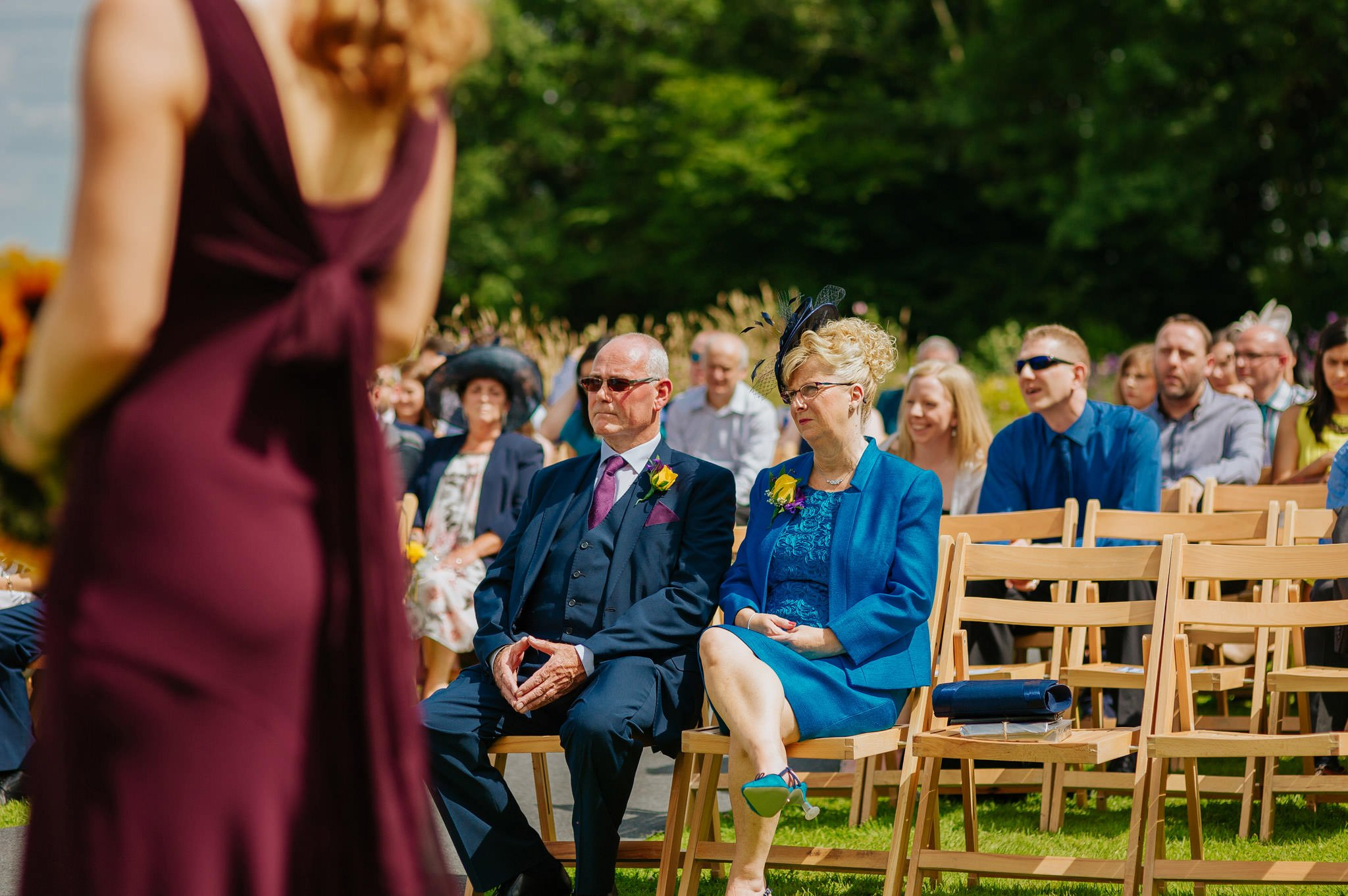 Wedding photography at Homme House in Herefordshire, West Midlands 28