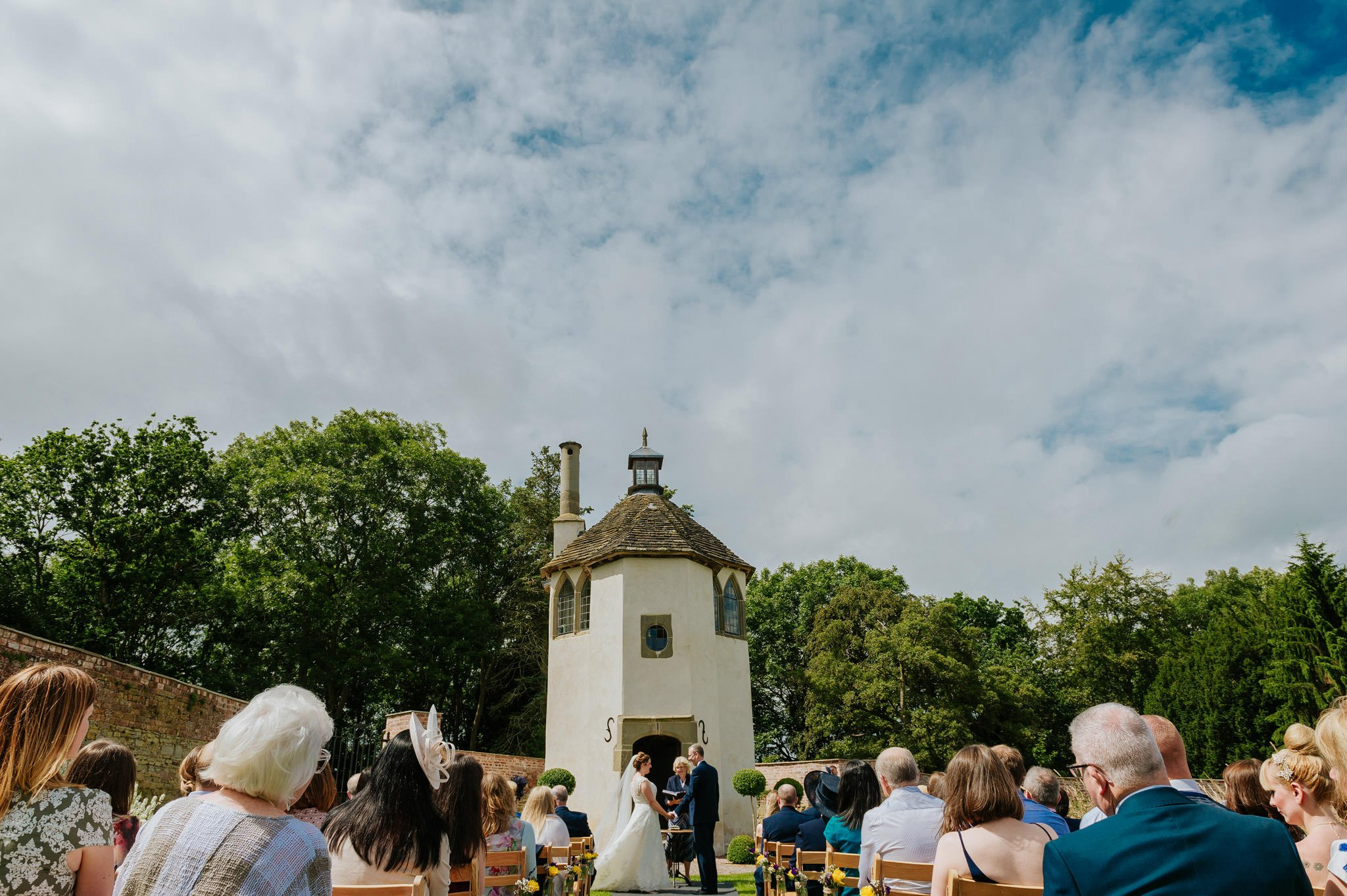 Wedding photography at Homme House in Herefordshire, West Midlands 27