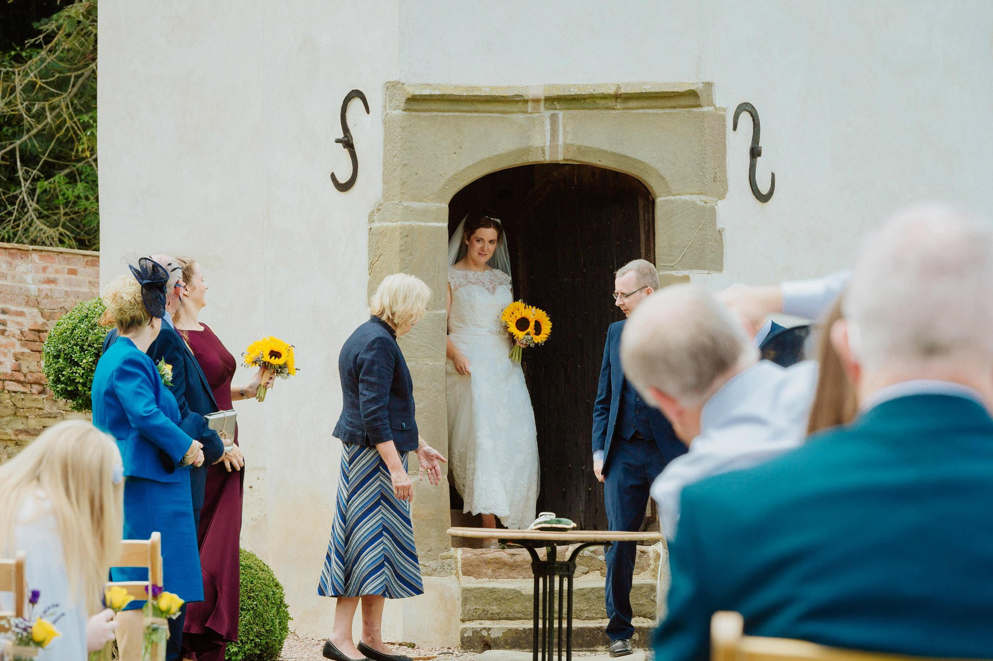 Wedding photography at Homme House in Herefordshire, West Midlands 35