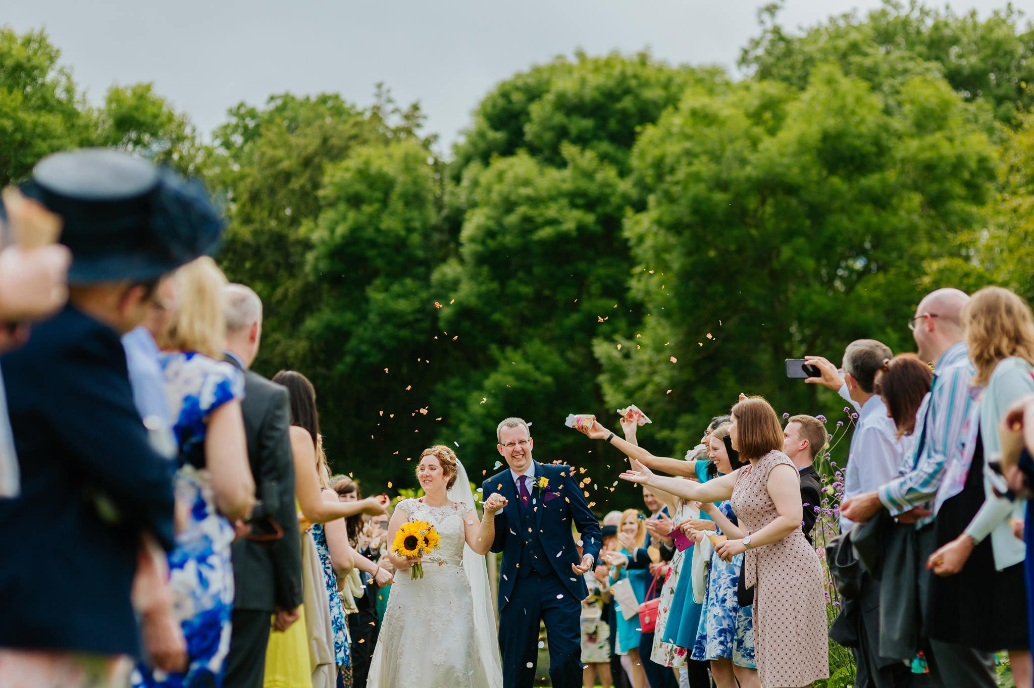Wedding photography at Homme House in Herefordshire, West Midlands 37