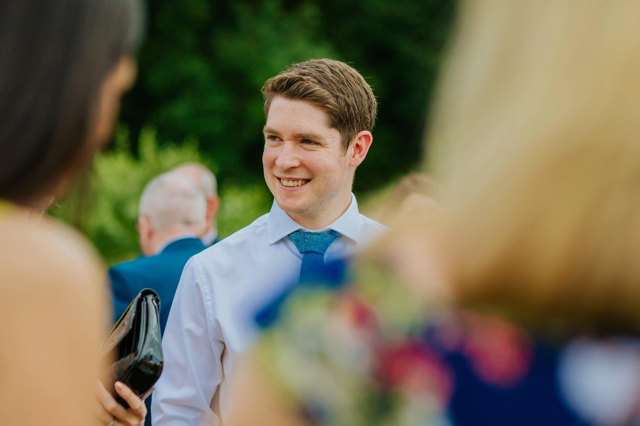 Wedding photography at Homme House in Herefordshire, West Midlands 45