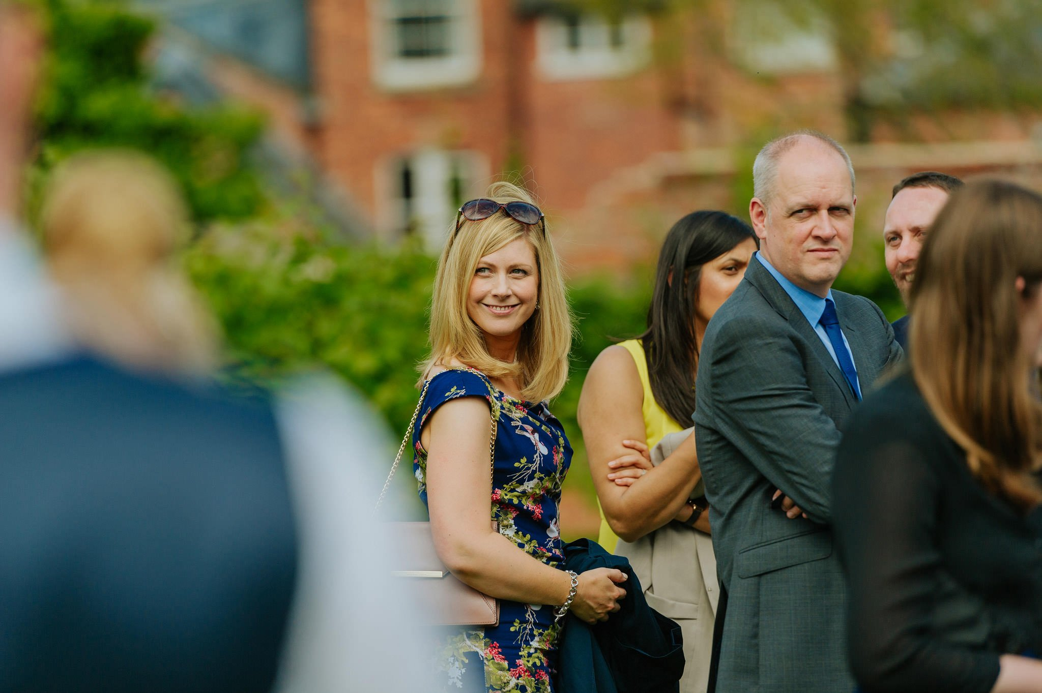 Wedding photography at Homme House in Herefordshire, West Midlands 48