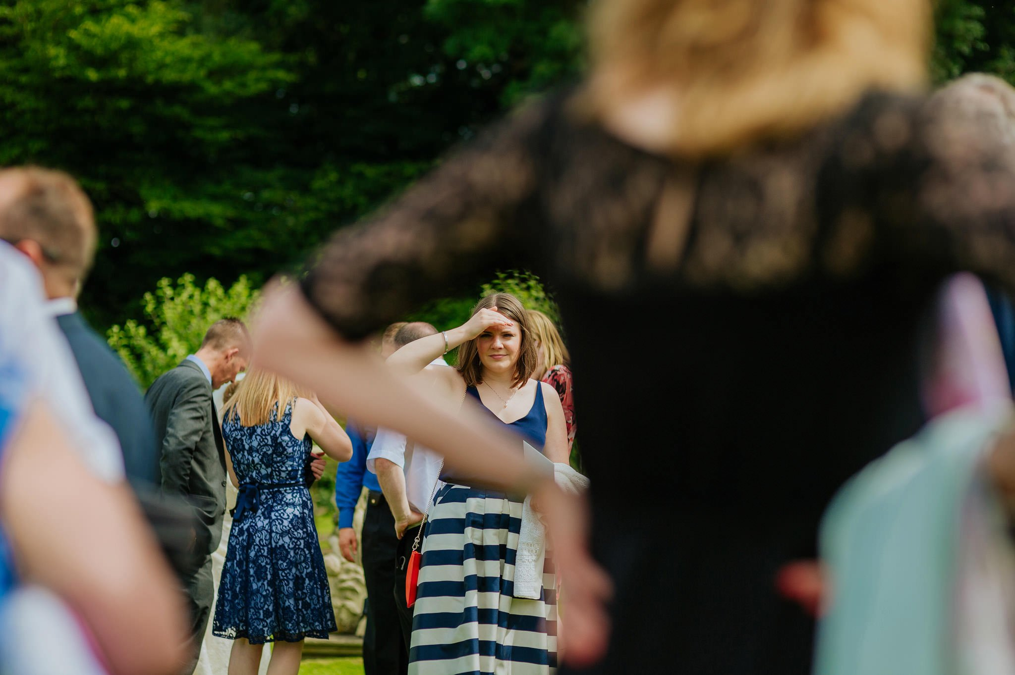 Wedding photography at Homme House in Herefordshire, West Midlands 46