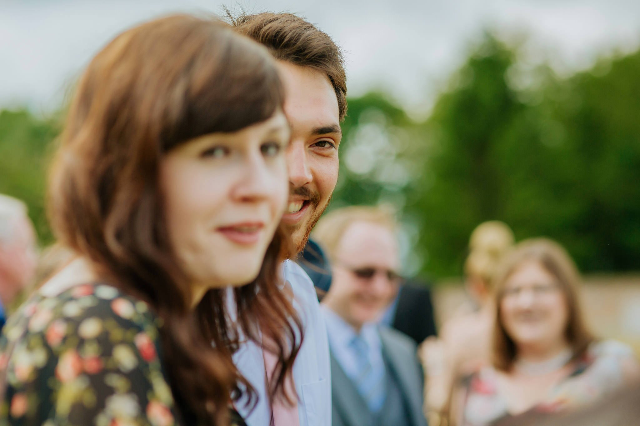 Wedding photography at Homme House in Herefordshire, West Midlands 38