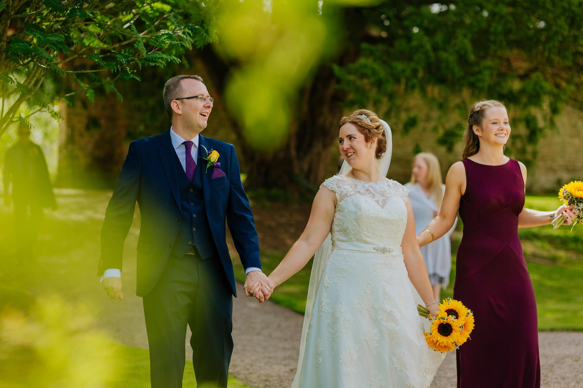 Wedding photography at Homme House in Herefordshire, West Midlands 47
